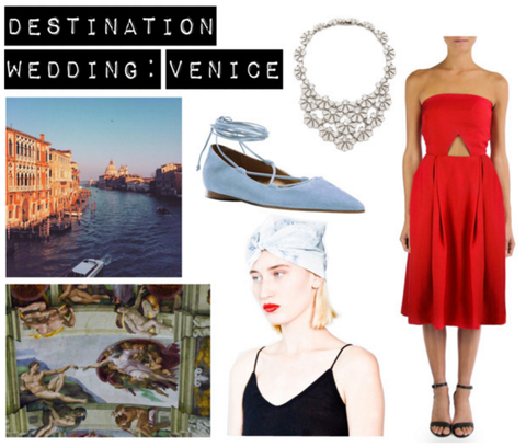 Destination Wedding Lookbook