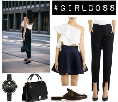 #Girlboss Lookbook