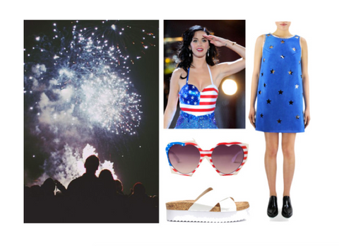 Bring Fourth the Fashion: July 4th Lookbook