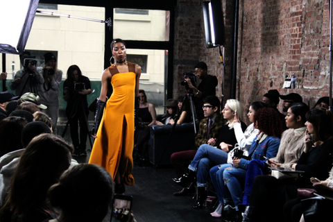 Behind the Scenes: Bohn Jsell Collections I Am Mystic NYFW Runway Show
