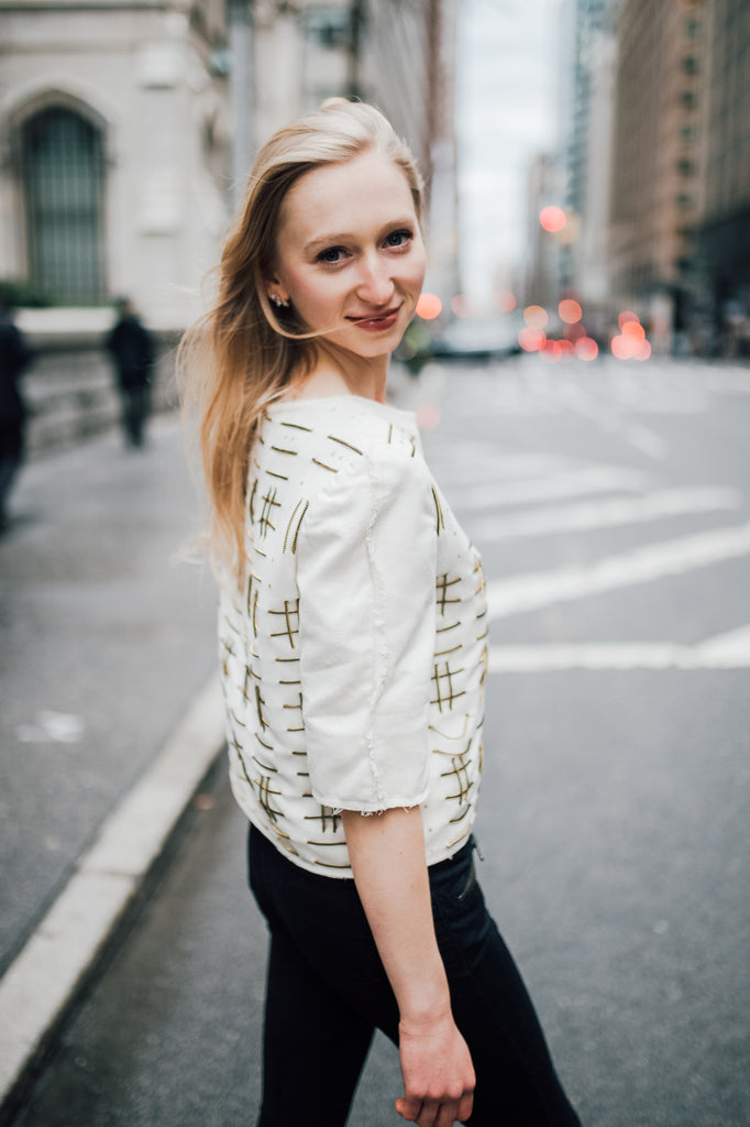 NINETEENTH + SEVENTH: Tatum Murray PR Girl in Fast-Paced Fashion World