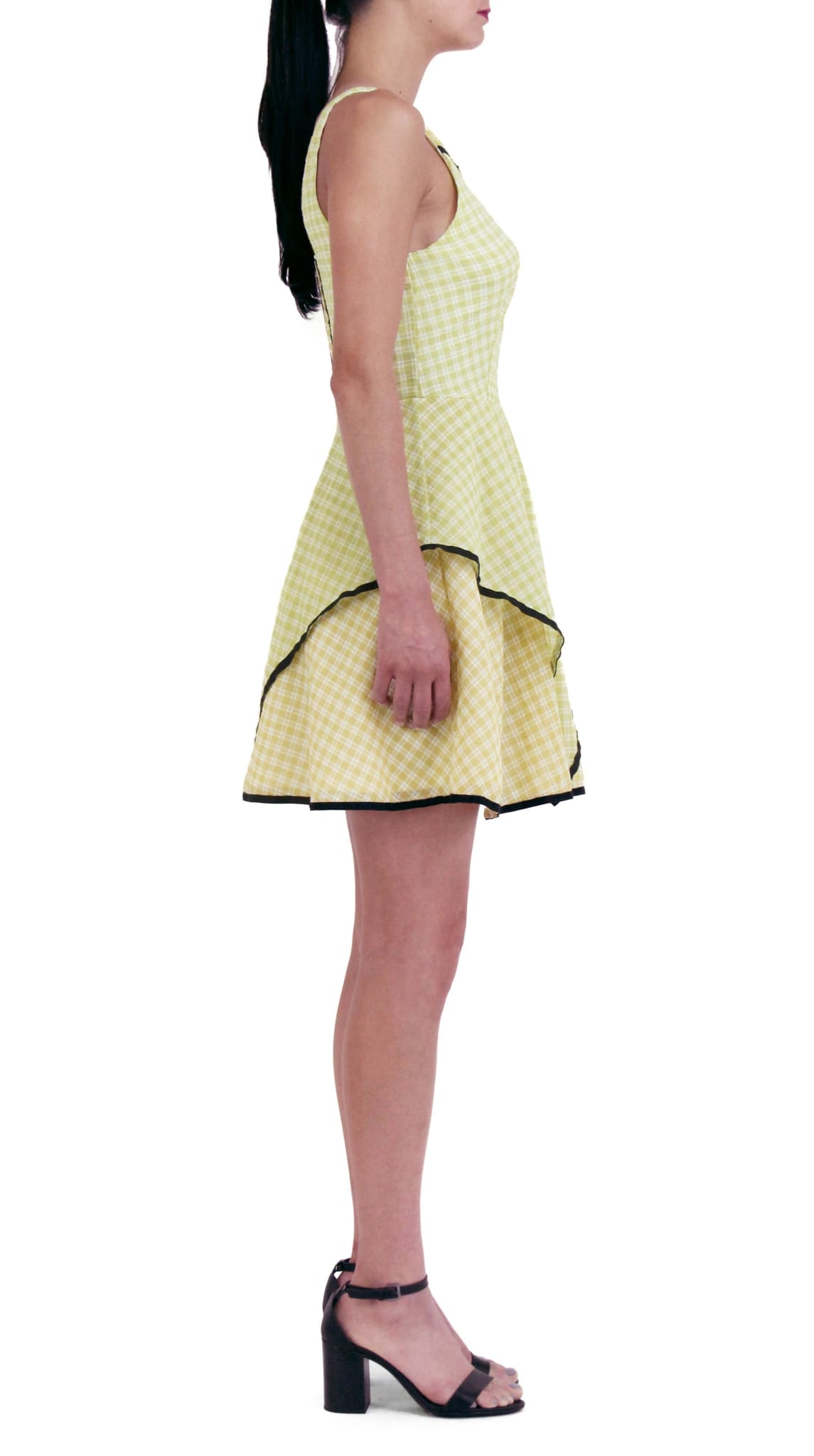 Yellow Beehive Dress by Meghan Hughes Nineteenth Amendment