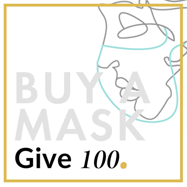 Buy A Mask, Give 100