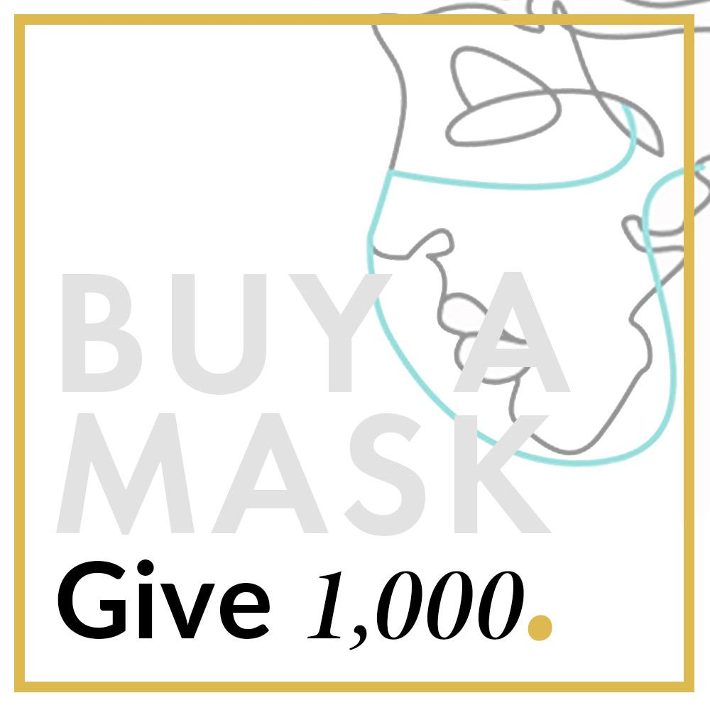 Buy A Mask, Give 1,000