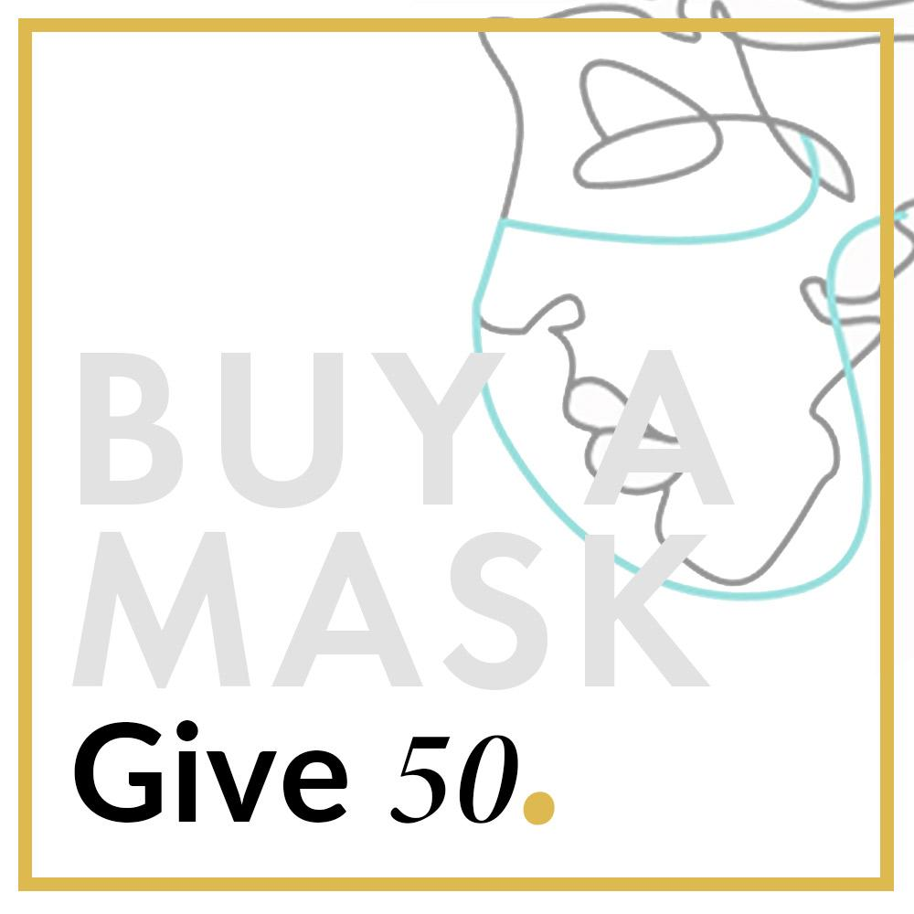 Buy A Mask, Give 50
