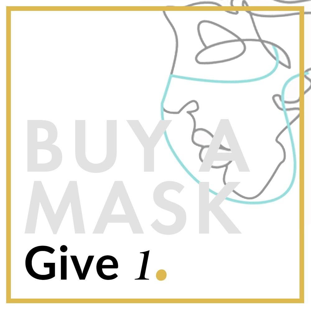 Buy a mask give a mask Nineteenth Amendment