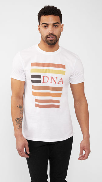 =DNA Men's T-Shirt by Jhoan Sebastian Grey