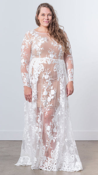 Flora Gown
