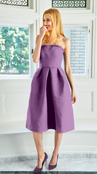 Lily Dress in Lilac