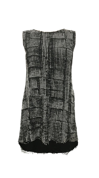 Printed Crochet Dress by Lobo Mau of Philadelphia, PA made in the USA | Nineteenth Amendment