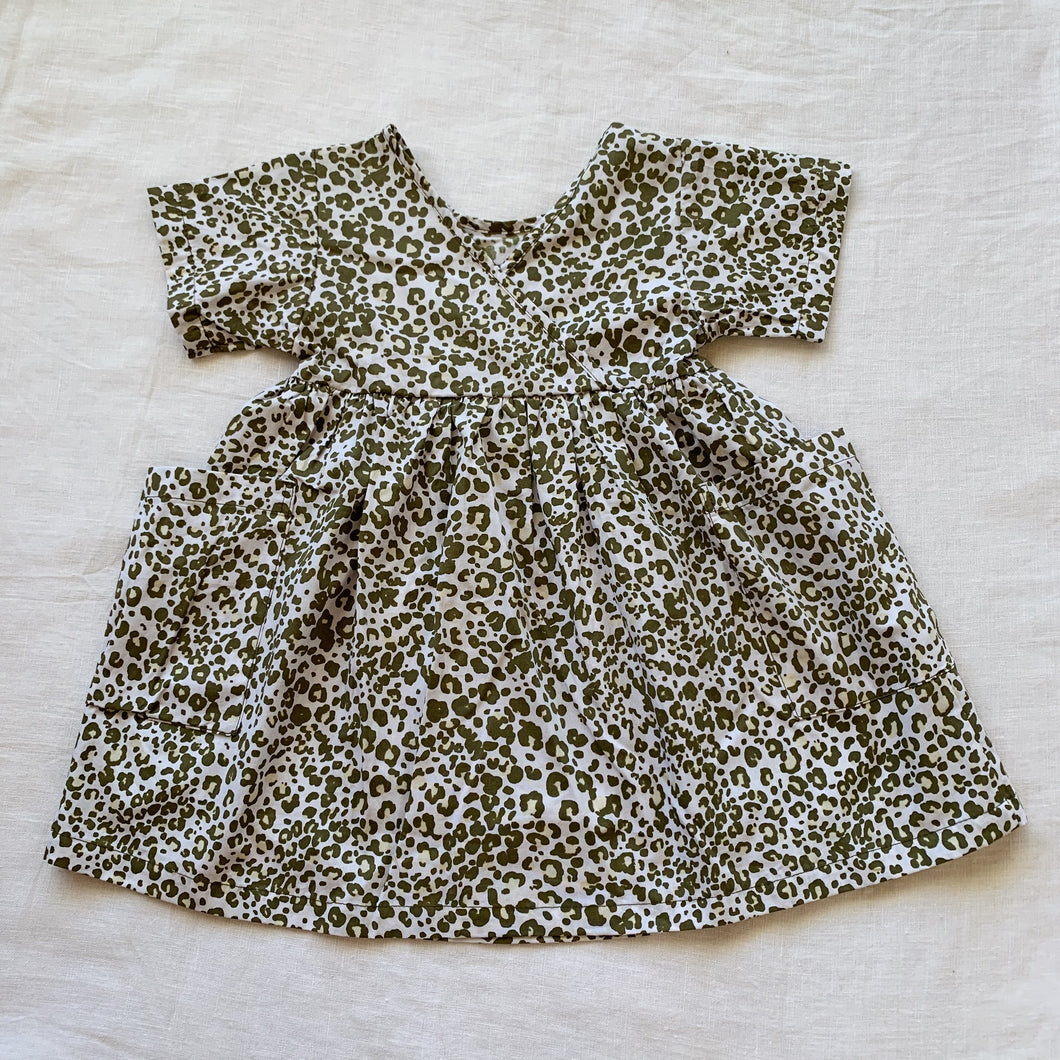 Moon Child Play Dress in Cotton