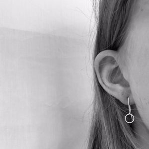 Hoop & Hook Earrings