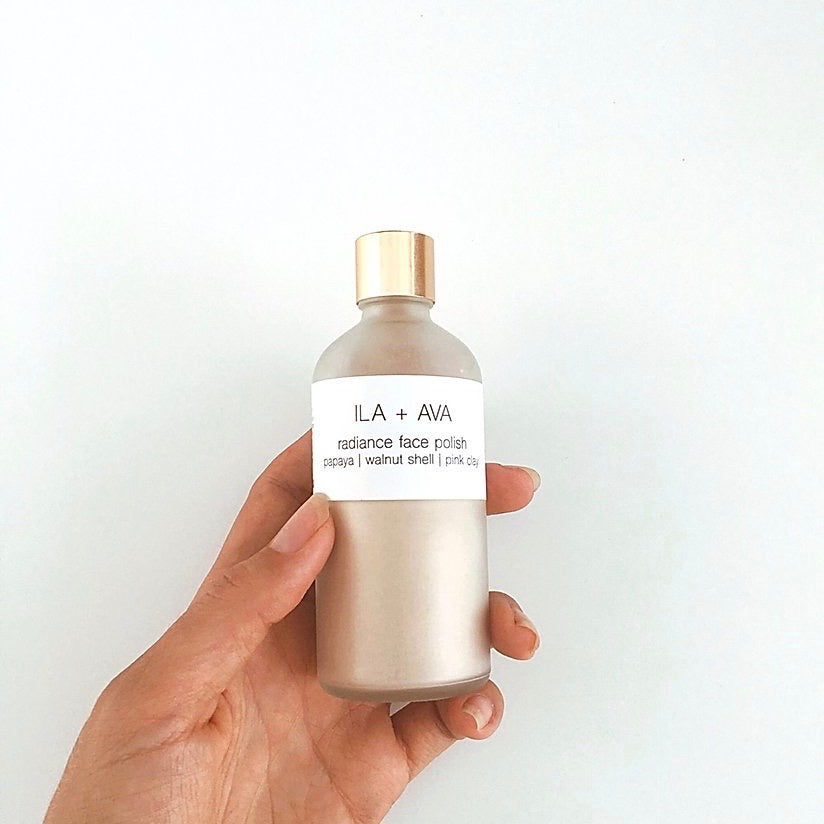 Ila + Ava Radiance Face Polish 80g