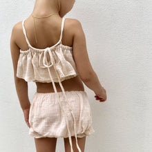 Moon Child Olive Bloomer Shorts