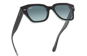 Ray-Ban State Street Black Blue Gradient