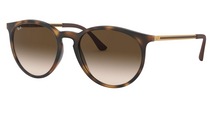 Ray-Ban Pilot Tortoise Lenses Gold Brown Gradient