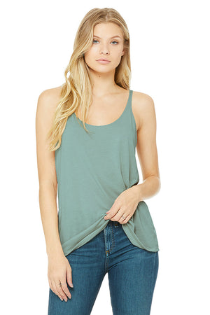 Women's Ultra Soft Slouchy Tank - Lovely Sportswear