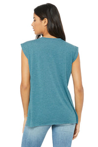 Women's Ultra Soft Flowy Muscle Tank