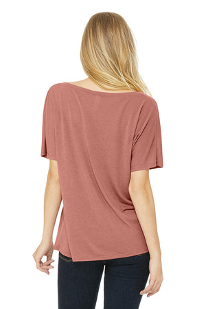 Women's Ultra Soft Slouchy V-Neck Tee