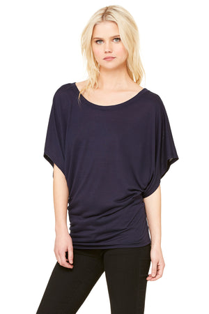 Women's Ultra Soft Flowy Dolman Sleeve
