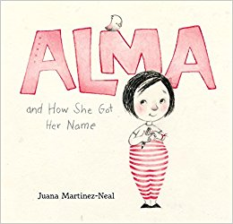 Alma and How She Got Her Name - 9.5 stars