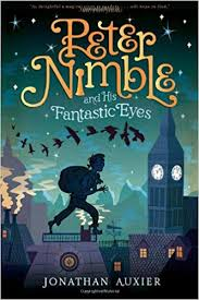 Review of Peter Nimble and His Fantastic Eyes by Jonathan Auxier