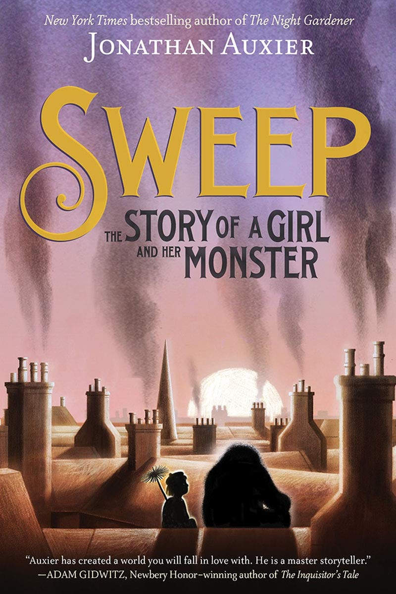 Review of Sweep: The Story of a Girl and her Monster by Jonathan Auxier