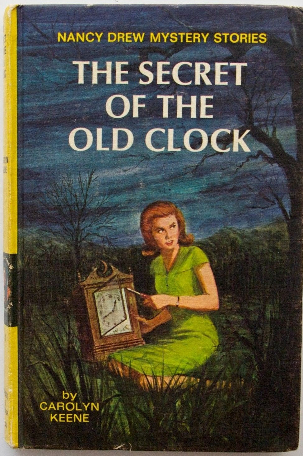 The Secret of the Old Clock - 9.3 stars