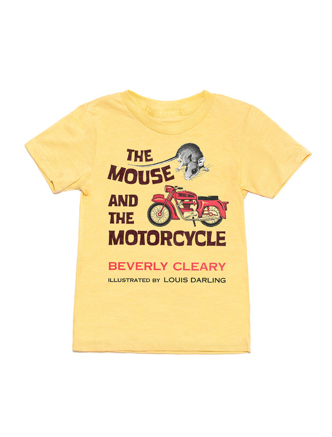 Mouse and the Motorcycle Kids Tee