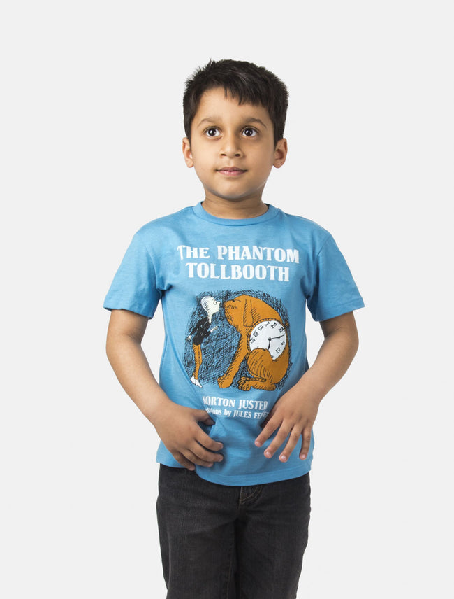 The Phantom Tollbooth Kids Tee