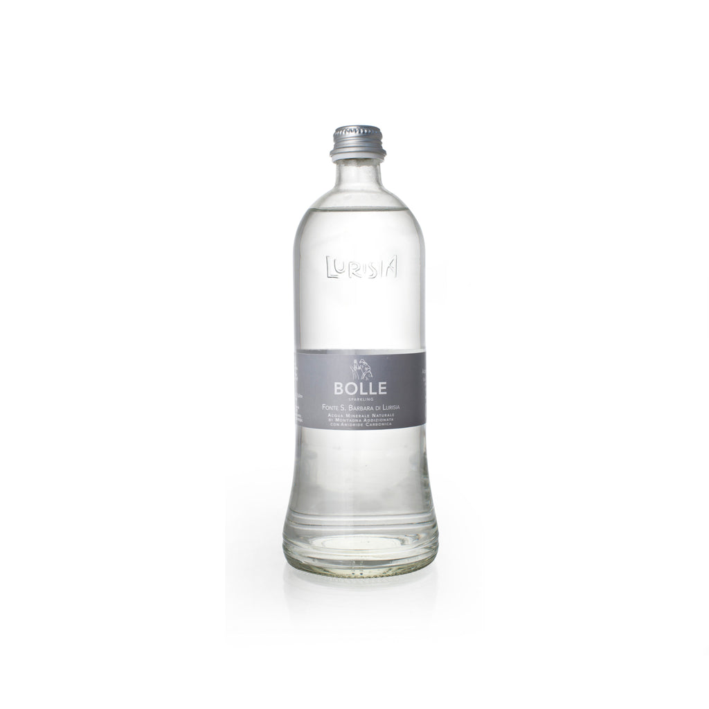 Lurisia Bolle Sparkling Water 750ml