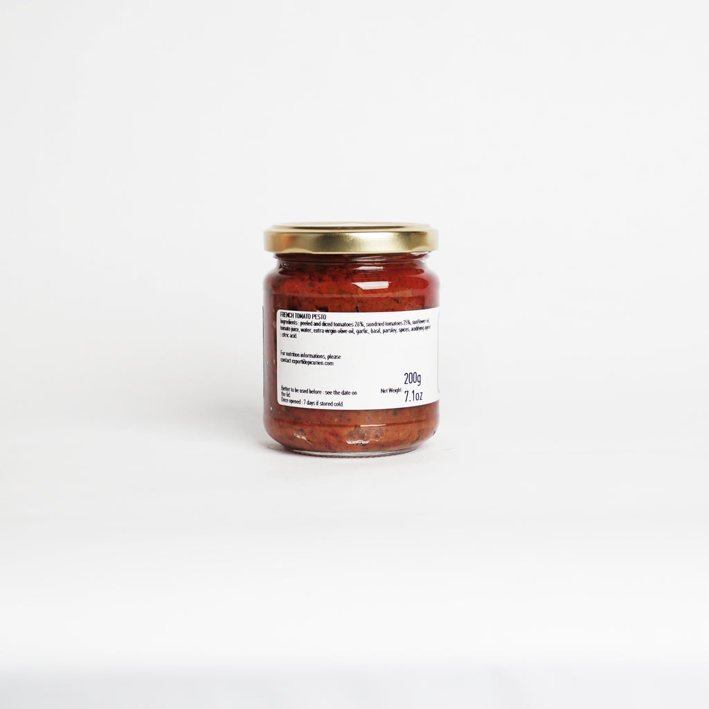 French Tomato Pesto