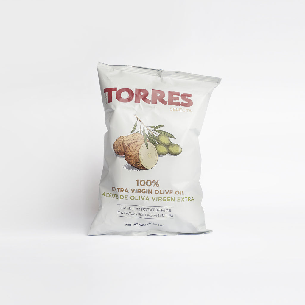 Torres Olive Oil Potato Chips 150g