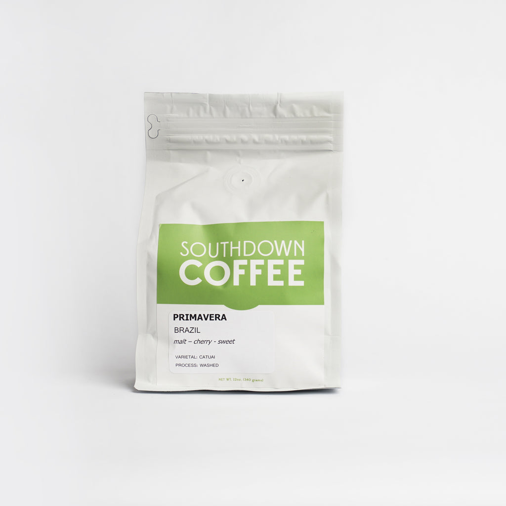 Primavera Coffee Beans (Green)
