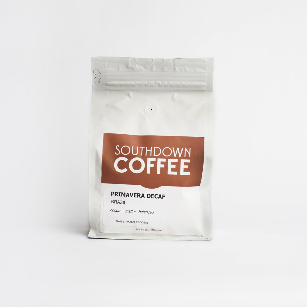 Primavera Decaf Coffee Beans (Brown)