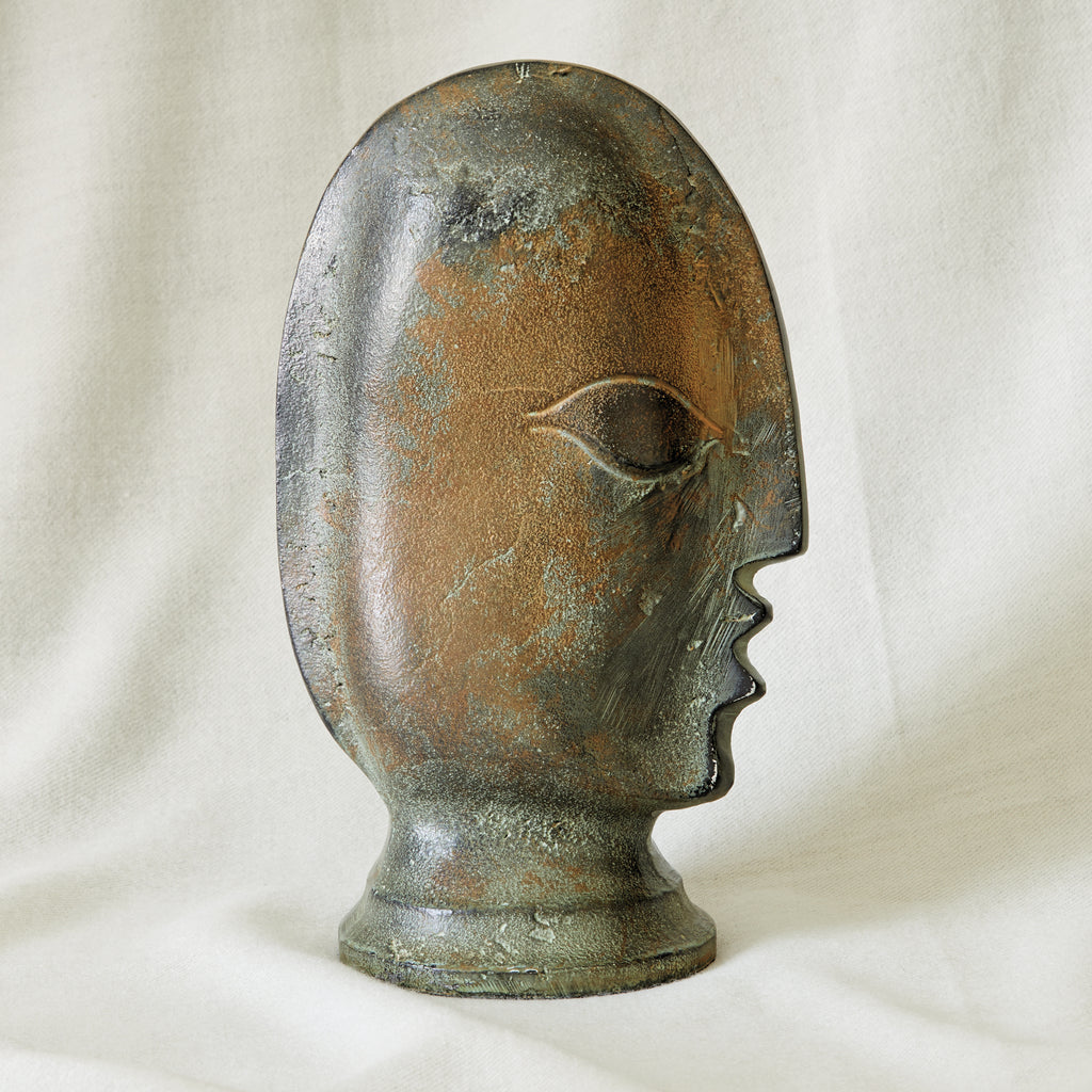 MODERN PORTRAIT HEAD