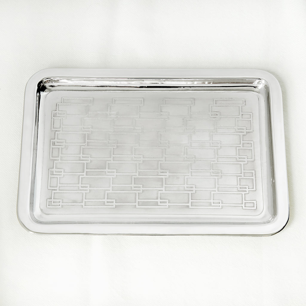 ISLA NICKEL TRAY