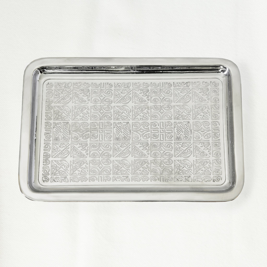 OCEANE NICKEL TRAY