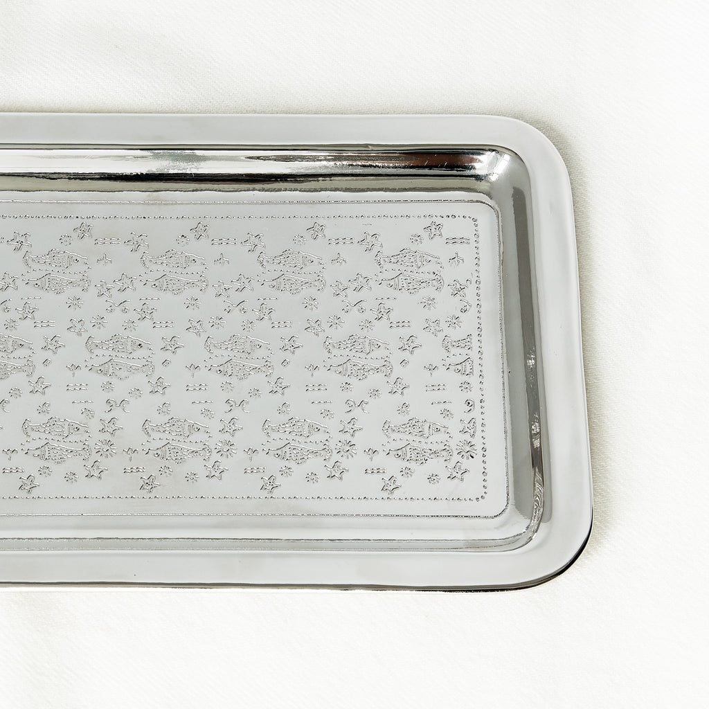 CASPIAN NICKEL TRAY