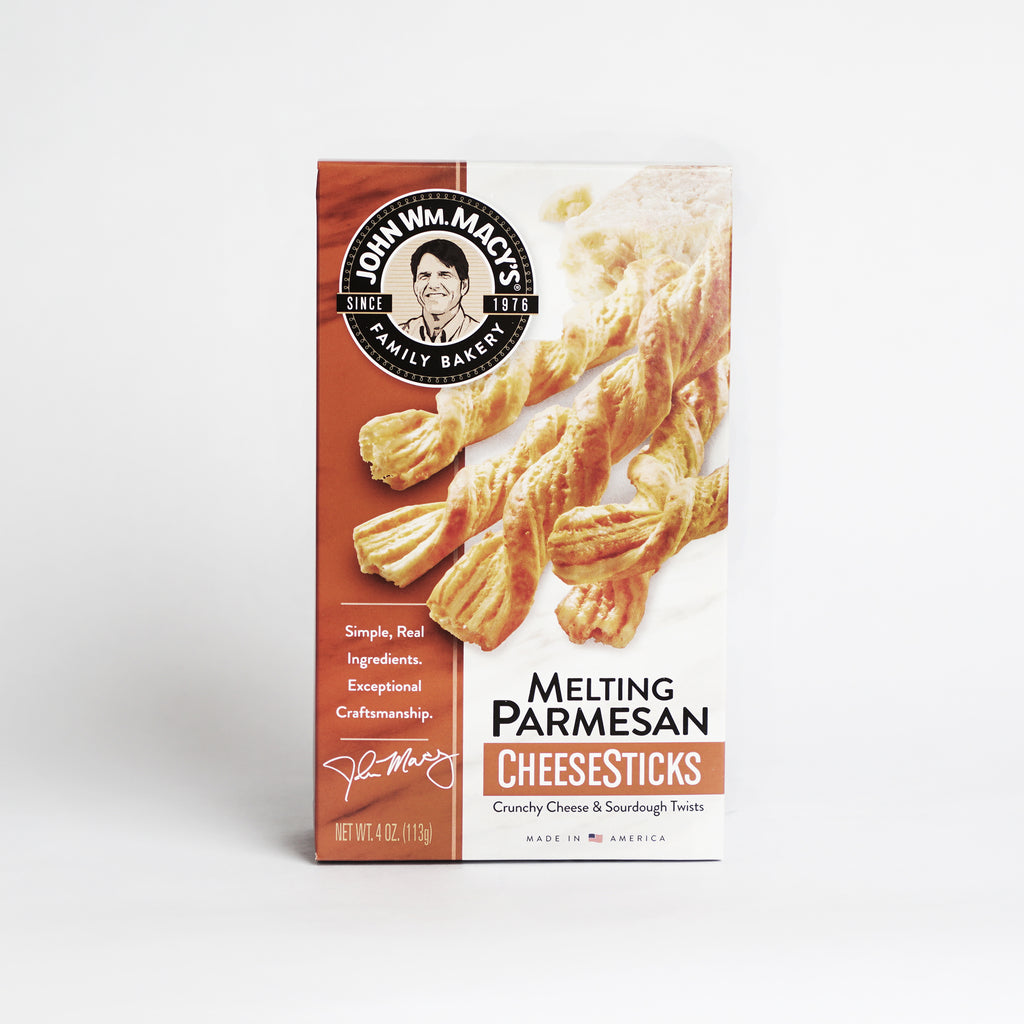 Macy's Melting Parmesan Cheesesticks