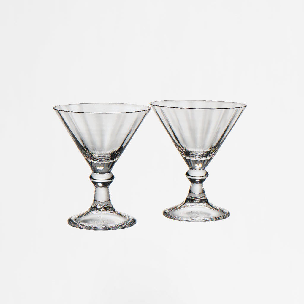 Austin Crystal Cocktail, Set of 2