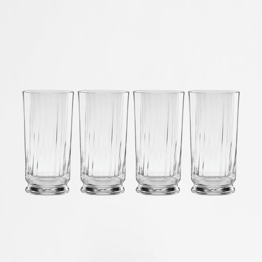 Austin Crystal Highball, Set of 4