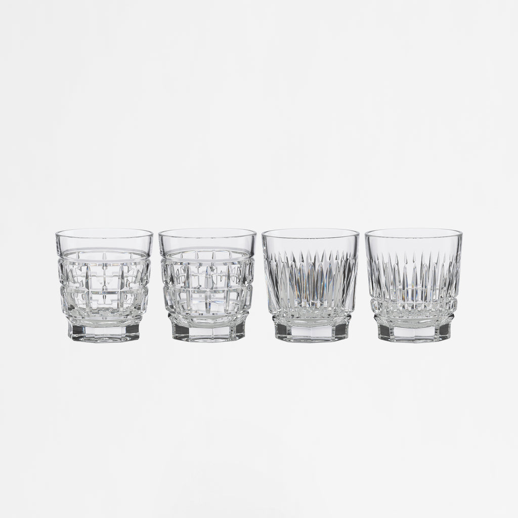New Vintage Whiskey, Set of 4