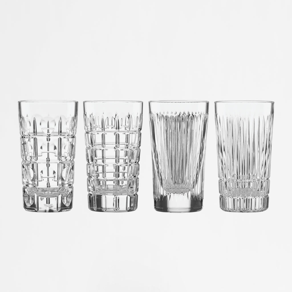 New Vintage Highball, Set of 4