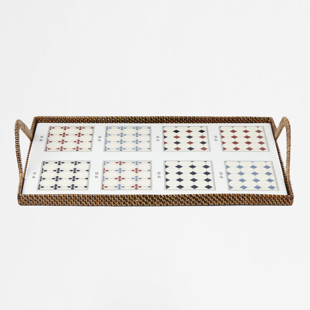 Diamant No.10 Serving Tray with Holder
