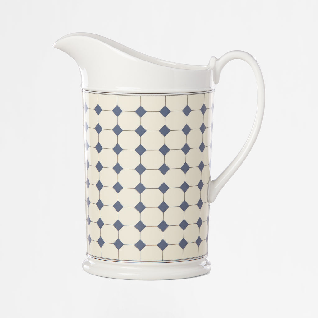 Diamant No.10 French Blue Pitcher