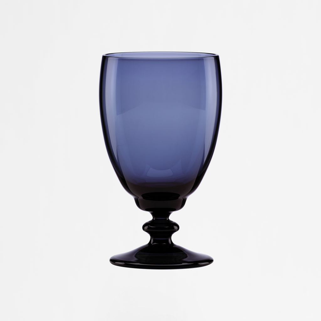Indigo Blue All Purpose Goblet
