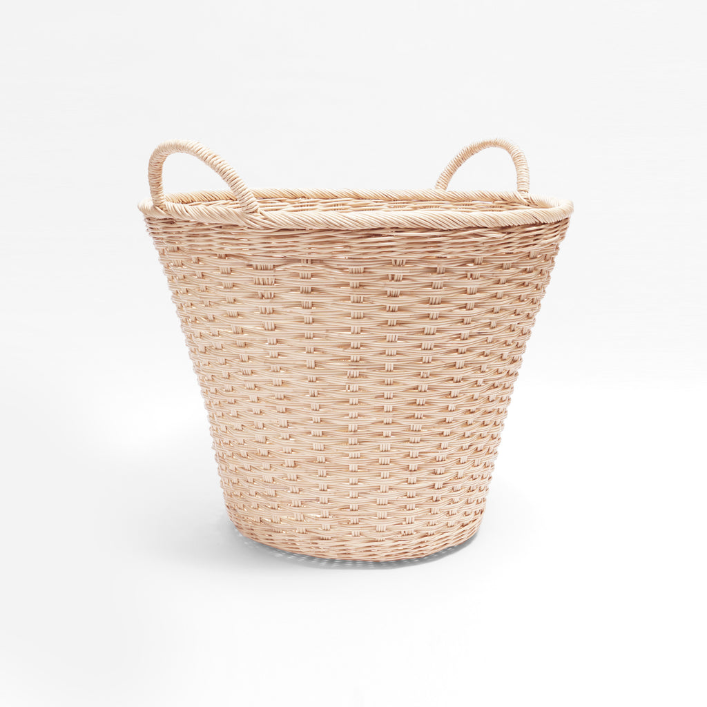 Large Round Tapered Basket