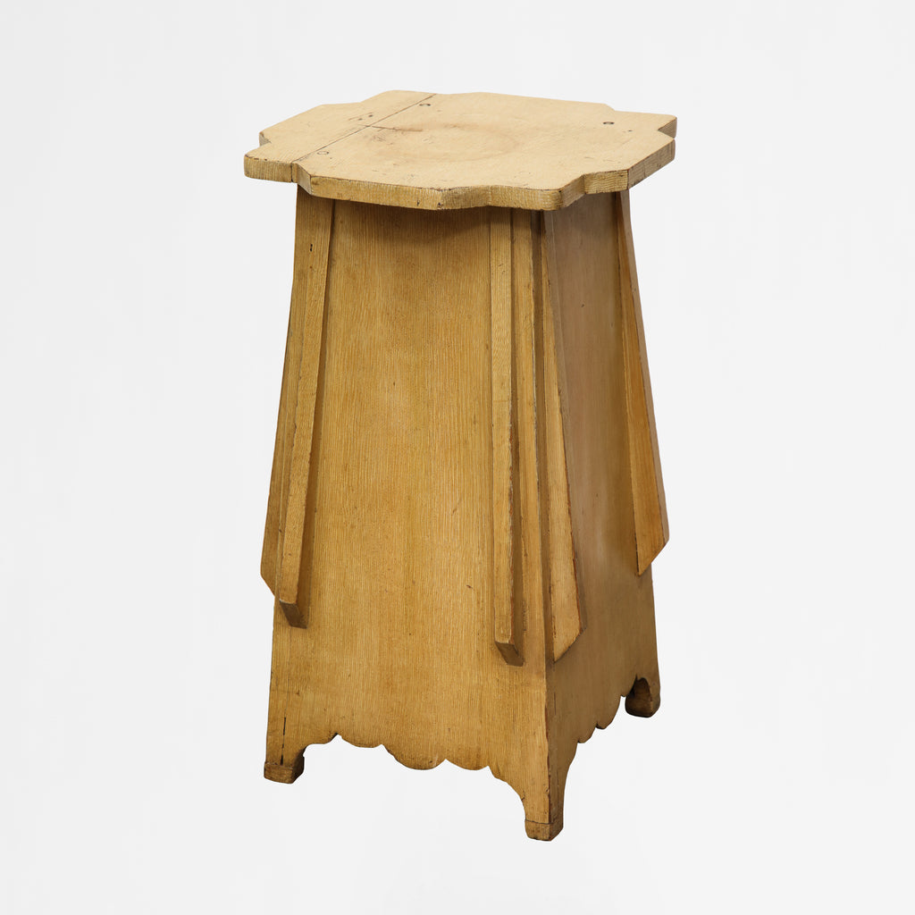 Oak Mission Table