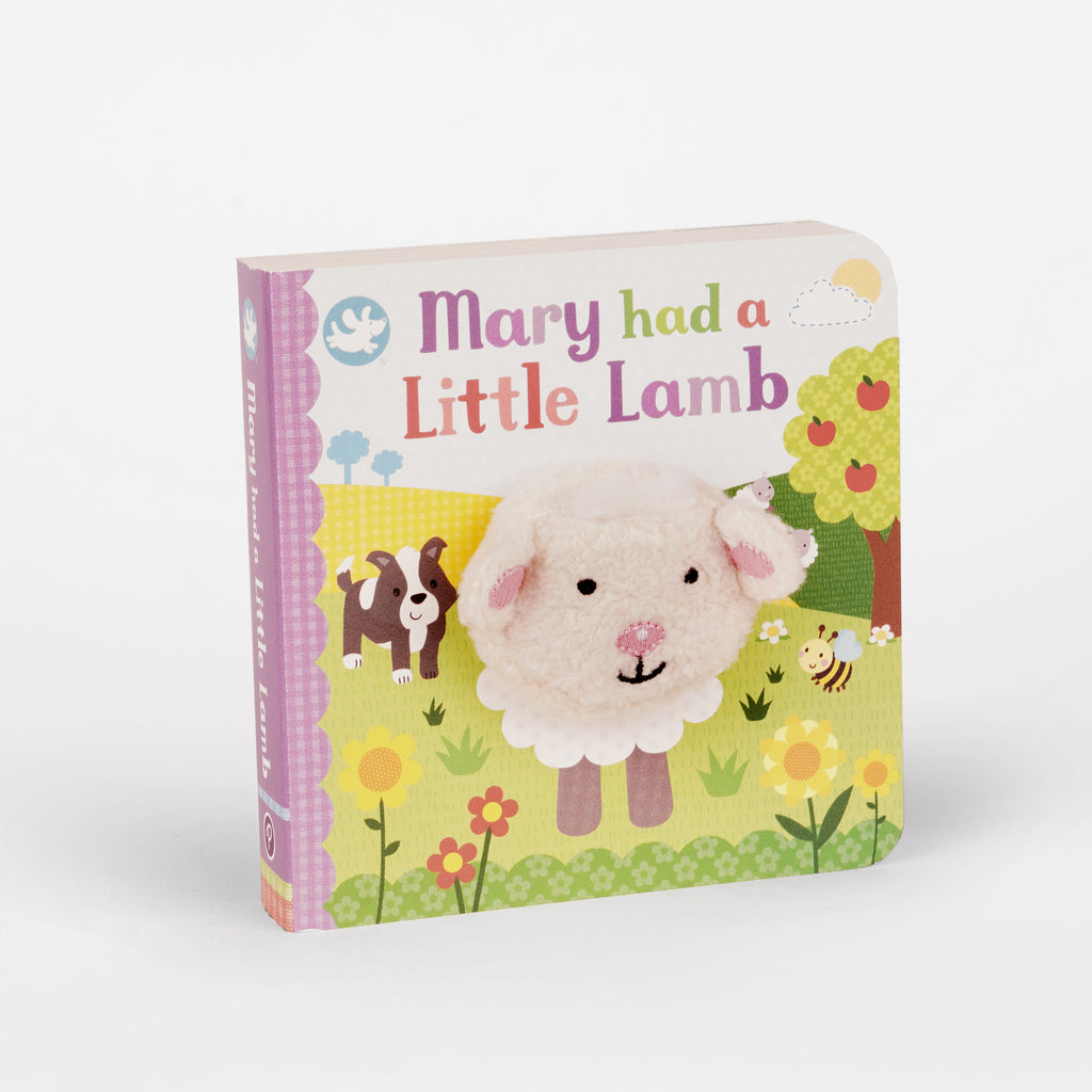 Mary Little Lamb book